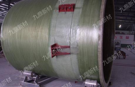 玻璃鋼反應釜